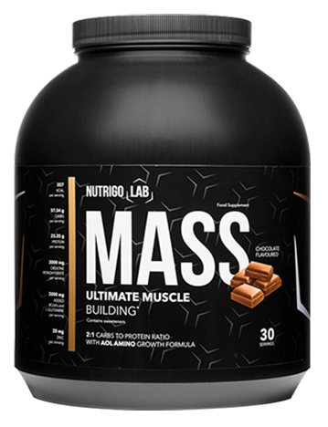 NutrigoLab Mass